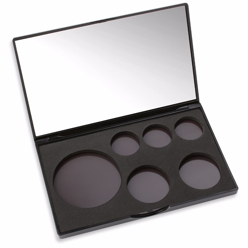 Magnetic Makeup Caddy